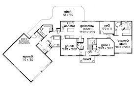 the richmond colonial house plan plans with porch modular floo