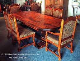 old world dining room tables old style dining tables ohio trm furniture