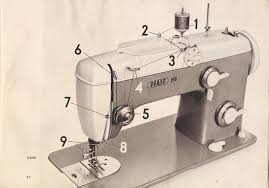vintage sewing machines vintage sewing machine manuals u0026 how to