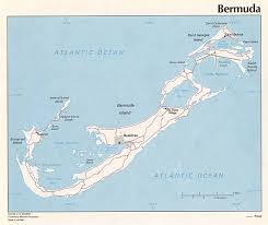 map usa bermuda americas maps perry castañeda map collection ut library