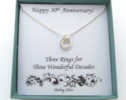 30th anniversary gifts 30th anniversary etsy