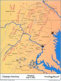 Gettysburg Pennsylvania Map by Scenario Design Center Spotlights Cwb Campaign Gettysburg