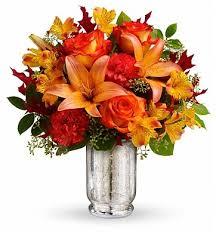 fall flower arrangements fall blush flower bouquet