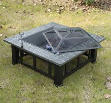 Square Fire Pit Insert by Square Fire Pit Ebay