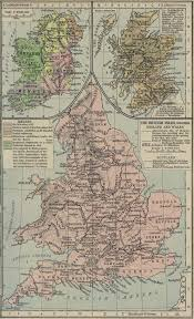Show Me A Map Of England by