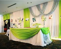 wedding backdrop material 2017 59inches150cm color fabric cloth for the wedding