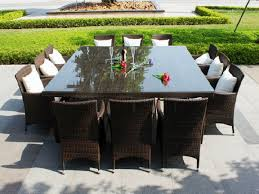 Dining Tables For 12 Modest Design Large Square Dining Table Absolutely Ideas Large
