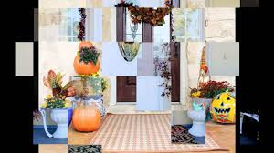 Front Porch Fall Decorating Ideas - great front porch fall decorating ideas youtube