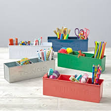 kids desk accessories u0026 organizers the land of nod