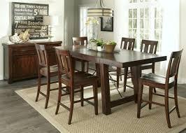 Tahoe Counter  Piece Set Kitchen Furniture Dining Room - 7 piece dining room set counter height