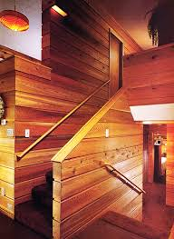 1979 home decor lots of wood staircase 70s