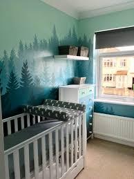 décoration chambre bébé garcon 1001 idées pour une chambre bébé en bleu canard des