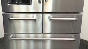 kitchen glass door refrigerator bosch refrigerator kitchenaid