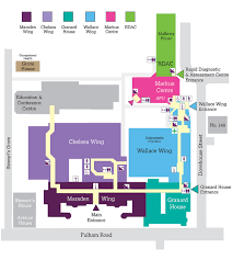 Houses Of Parliament Floor Plan Map Of The Royal Marsden In Chelsea The Royal Marsden Nhs