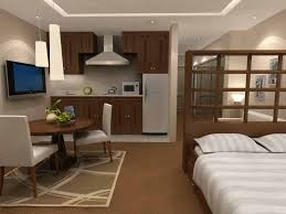 small studios agreeable studio apartment interiors inspiration view by family room