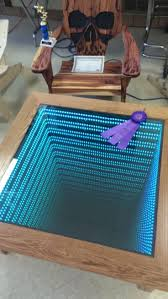 Coffee Table Mirror by 56 Best Infinity Mirror Images On Pinterest Infinity Mirror Led
