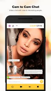 random chat app for android chatspin free random chat app