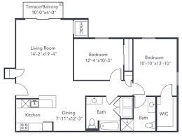 Eaton Center Floor Plan Eaton Ridge Northfield Rentals Sagamore Hills Oh Apartments Com