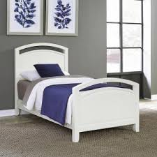 Bed Frame Styles Home Styles Newport White King Bed Frame 5515 600 The Home Depot