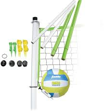 badminton nets franklin sports combo intermediate badminton