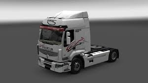 renault truck 2016 renault magnum euro truck simulator 2 mods