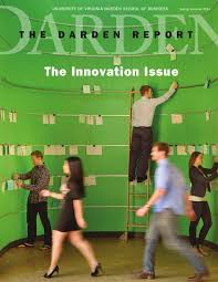 the darden report spring summer 2014 by darden of business