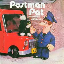 postman pat 3 bryan daly ken barrie songs music