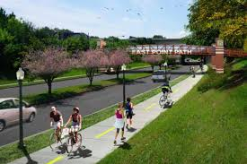 around atlanta u0027s airport beltline style trail network is on the