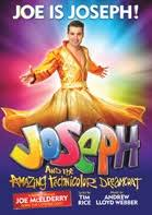 joseph and the amazing technicolor dreamcoat palace theatre