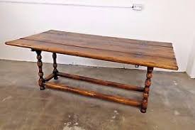 Refectory Dining Tables Stunning Bespoke Handmade Oak Refectory Dining Table 8 Seat Tudor
