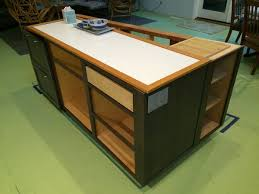 how to build a kitchen island using wall cabinets how to build a pony wall for a kitchen island quora