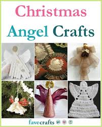 34 angel crafts to make for christmas favecrafts com