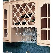Kitchen Cabinet Wine Rack Ideas Includes Free Printable Wine Rack Plans In Addition To Dimensioned