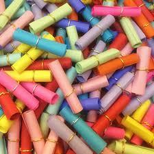 wishing paper usd 4 32 products don drift bottle wishing bottle paper roll