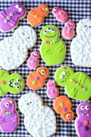 Halloween Monster Ideas 129 Best Party Girly Monster Images On Pinterest Monster Party