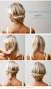 diy hairstyles in 5 minutes easy hairstyles for 5 minutes nail art styling