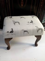 emily bond long dog foot stool no44 homeworks