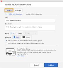 publish indesign documents online adobe indesign cc tutorials