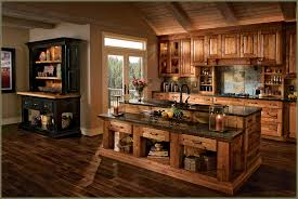 Kitchens With Hickory Cabinets Furniture Make A Wonderful Kitchen By Using Kraftmaid Reviews For