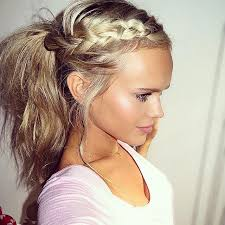 ponytail hairstyles for best 25 high ponytail hairstyles ideas on pinterest braid