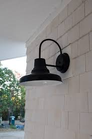 classic barn lighting for a modern farmhouse home in maine blog