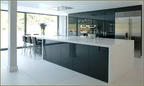 Kitchen Cabinets Ideas Kitchen Cabinet Gloss Finish Inspiring - High kitchen cabinets