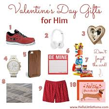valentines presents for him day gift ideas for adorable day and day gifts