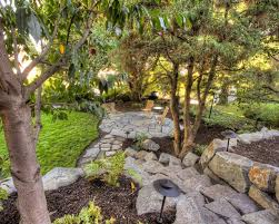 Patio Around Tree Pictures Landscaping Ideas Around Trees Free Home Designs Photos