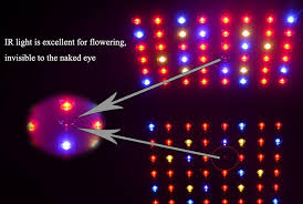 red and blue led grow lights marshydro reflector 192 led grow light 85 265v 5w red blue mixed veg