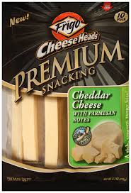 cuisine az frigo frigo cheese heads cheddar cheese with parmesan notes premium