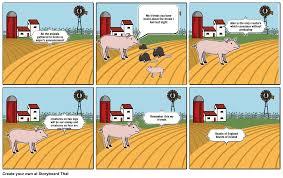 animal farm storyboard by malcolmchu