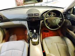 new in 2004 mercedes benz e class e320 cdi avantgarde
