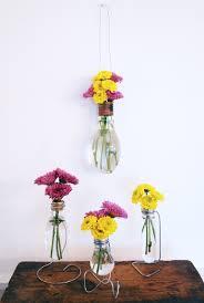 how to make light bulb vase diy crafts handimania