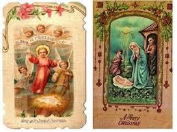 vintage cards of the baby jesus beliefnet